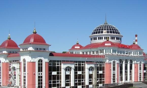 ЖД Вокзал ЖД вокзал Саранск-1